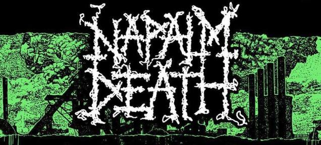napalm death header
