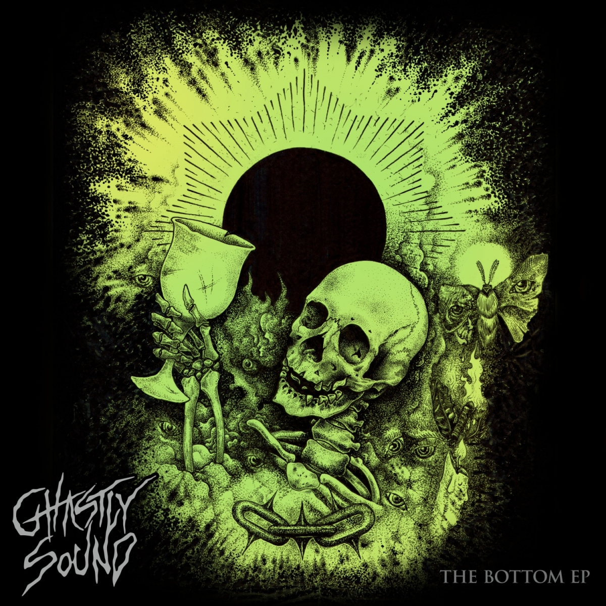 "Album Review: Ghastly Sound - ""The Bottom"" EP"