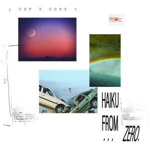 cut copy - haiku from zero cover