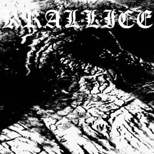 krallice - go be forgotten - cover art