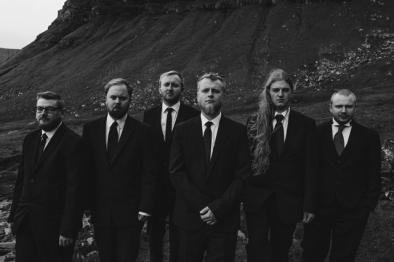 Hamferð band photo