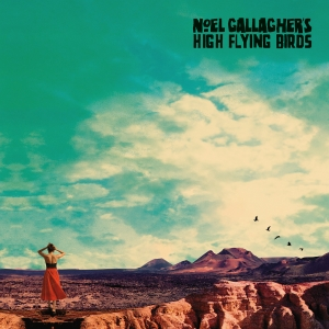 noel gallagher who built the moon album cover