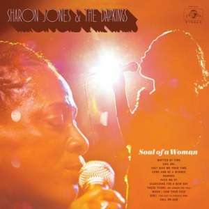 sharon jones dap kings - soul of a woman album
