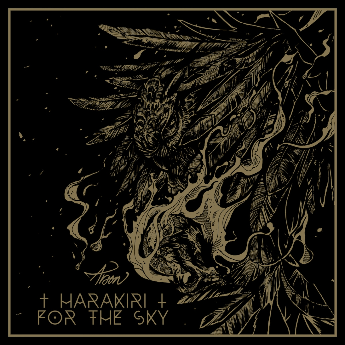 "Album Review: Harakiri for the Sky - ""Arson"""