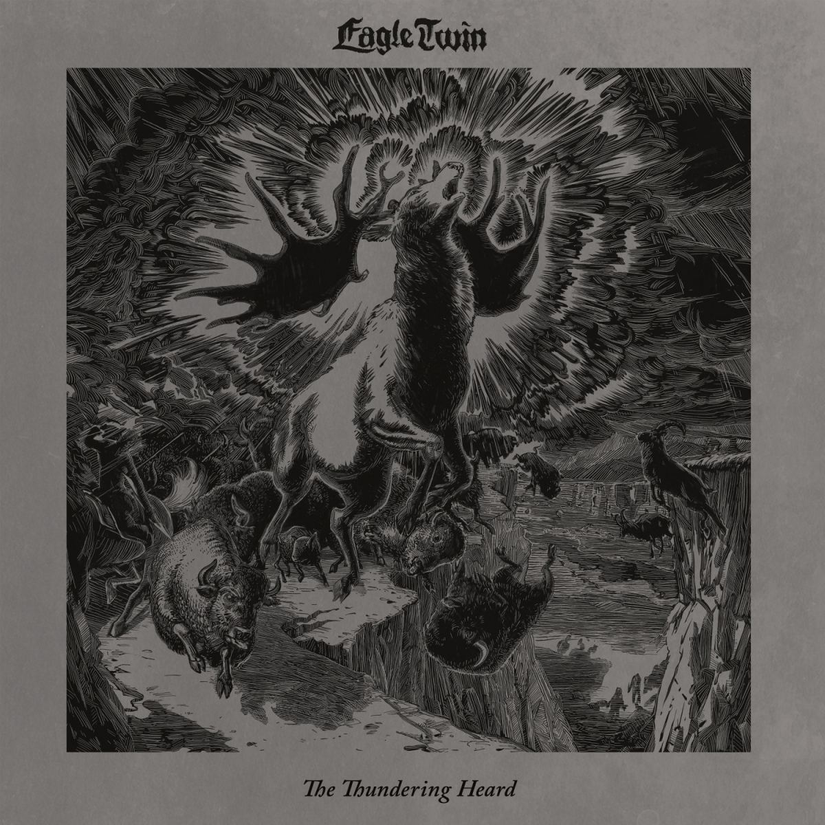 "Album Review: Eagle Twin - ""The Thundering Heard"""