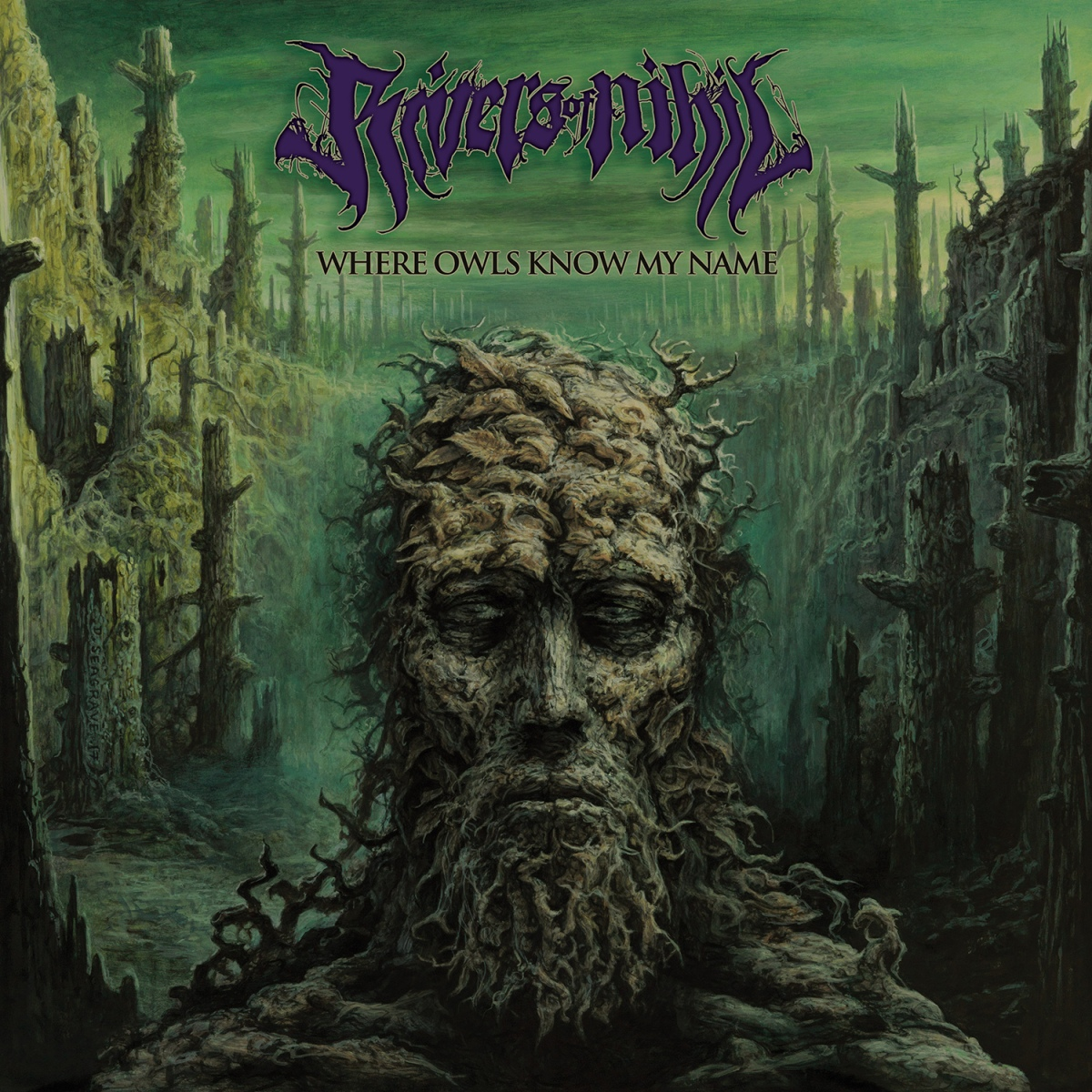 "Album Review: Rivers of Nihil - ""Where Owls Know My Name"""