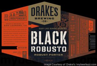 drakes black robusto