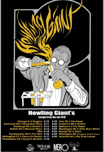 Howling Giant Tour 2018