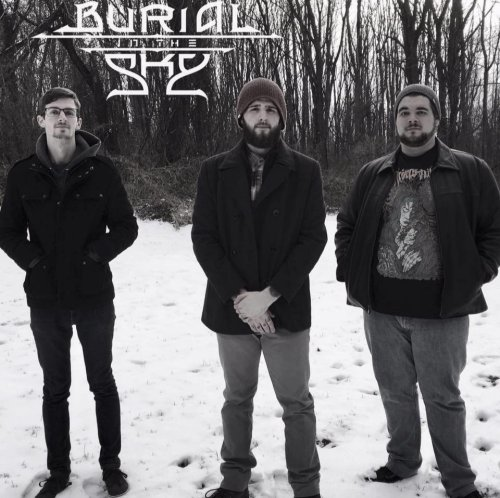 burial in the sky - band