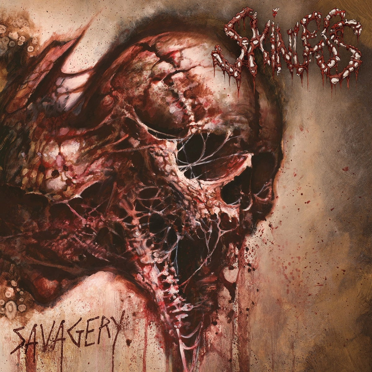 "Album Review: Skinless -- ""Savagery"""