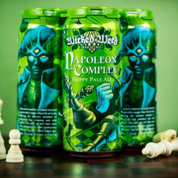 Wicked Weed Brewing - Napoleon Complex