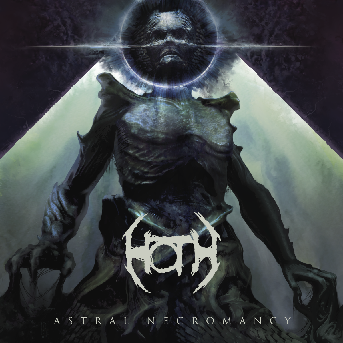 "Album Review: Hoth - ""Astral Necromancy"""