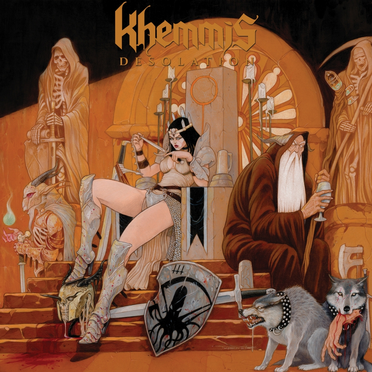 "Album Review: Khemmis - ""Desolation"""