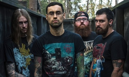 Abhorrent Deformity band photo 2018