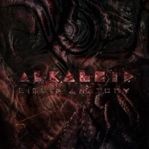 alkaloid liquid anatomy album cover