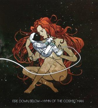 Fire Down Below - Hymn of the Cosmic Man