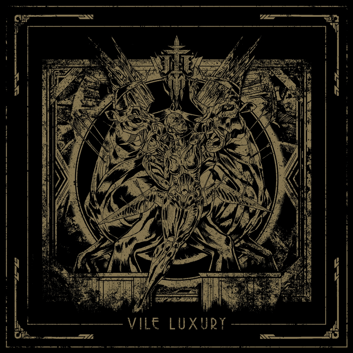 "Album Review: Imperial Triumphant – ""Vile Luxury"""