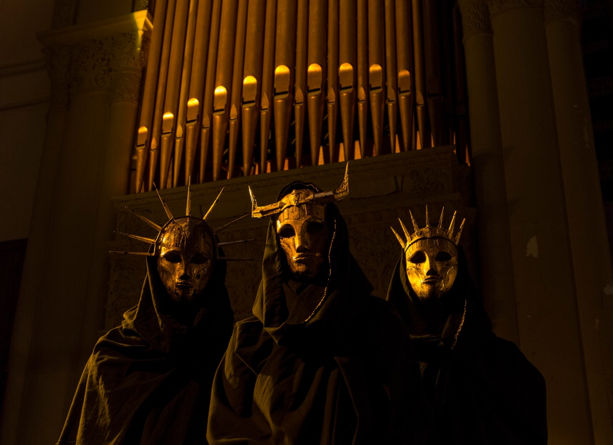Profile: New York's Dark and Challenging Metallers Imperial Triumphant