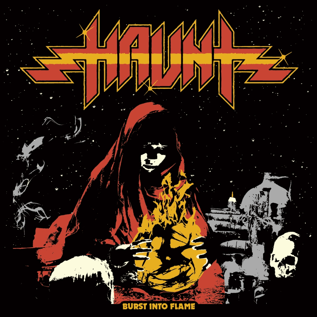 "Album Review: Haunt - ""Burst Into Flame"""