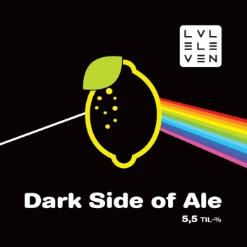 Level Eleven Dark Side of Ale