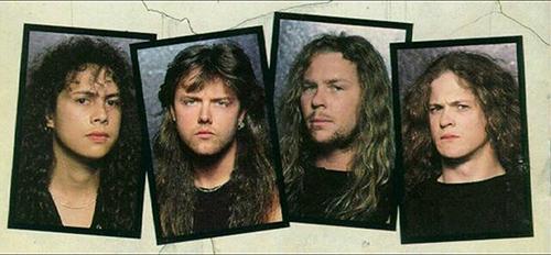 metallica 1988