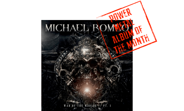 PMAOTM Michael Romeo - War of the Worlds, pt. 1