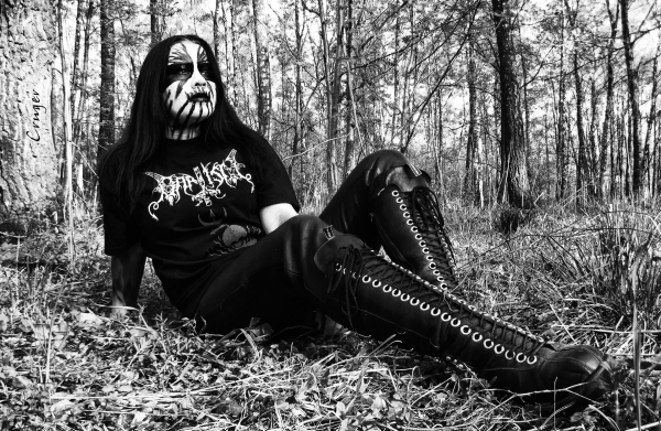 fixing black metal