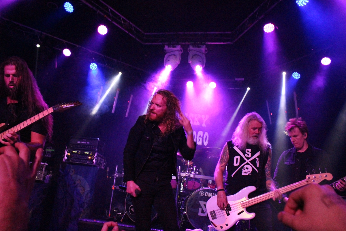 Dark Tranquillity Live at the Whisky A Go Go, 9.24.2018