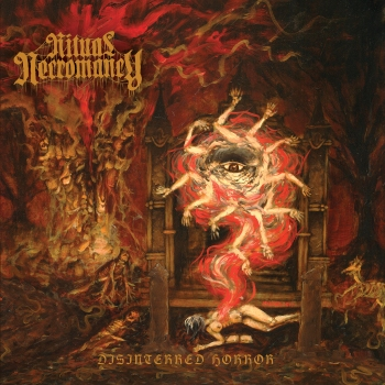 Ritual Necromancy - Disenterred Horror