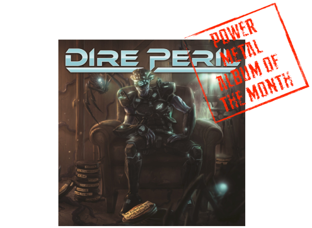 PMAOTM november 2018 dire peril - the extraterrestrial compendium