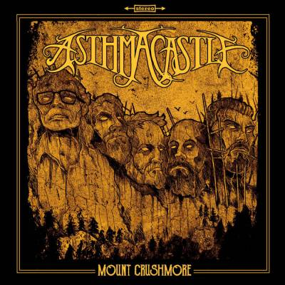 Asthma Castle - Mount Crushmore