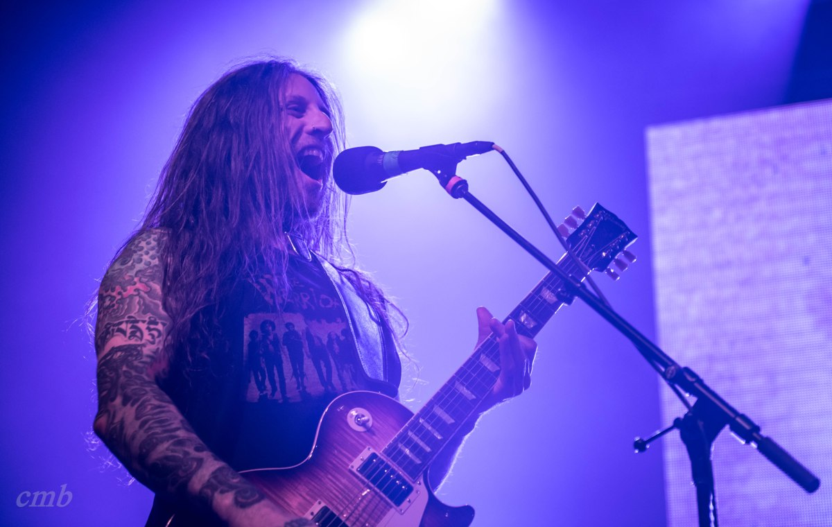 Yob live at the Royale, 4.3.2019