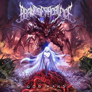 brand of sacrifice - god hand