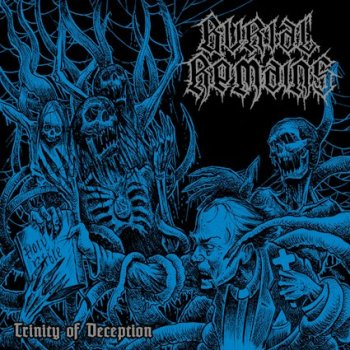 Burial Remains - Trinity of Deception