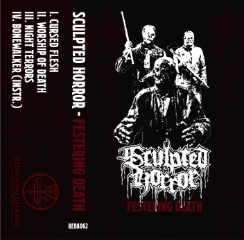 Sculpted Horror - Festering Death