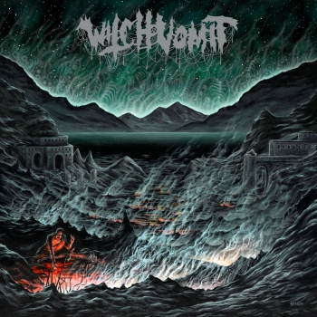 cover Witch Vomit - Buried Deep In A Bottomless Grave