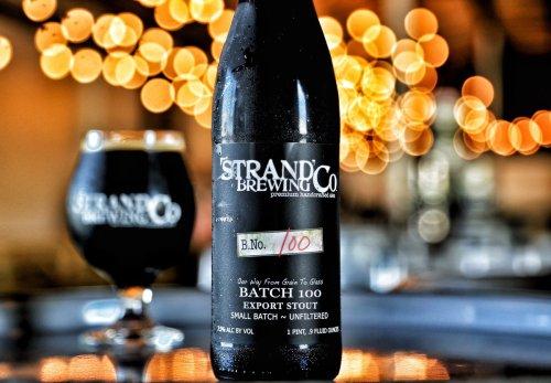 Strand Brewing - Batch 100 Stout