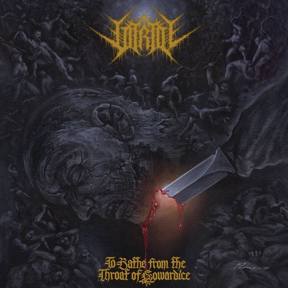 Vitriol - To Bathe From the Throat of Cowardice