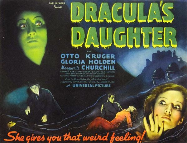 dracula's daughter movie