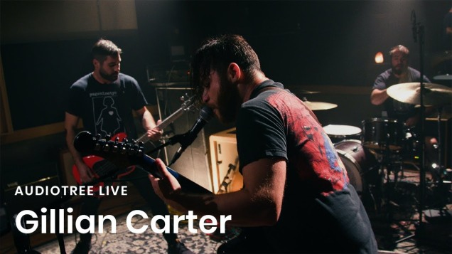 gillian carter audiotree live