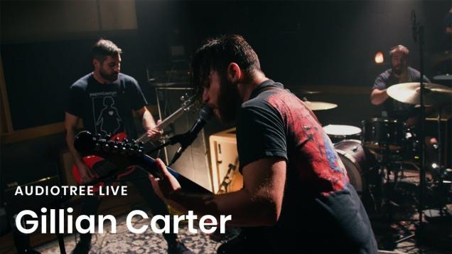 gillian carter audiotree live