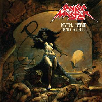Savage Master - Myth Magic and Steel