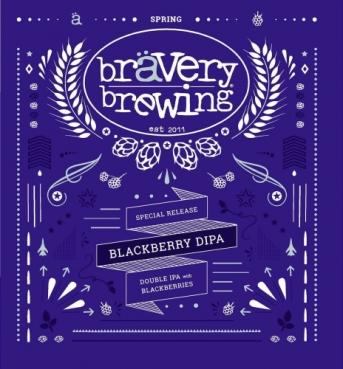 Bravery Brewing - Blackberry DIPA