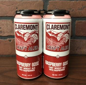 claremont craft ales raspberry gose