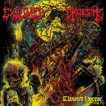 Exhumed Gruesome - Twisted Horror