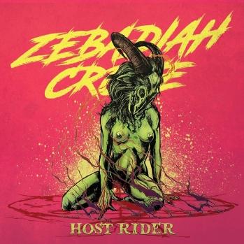 Zebadiah Crowe - Host Rider