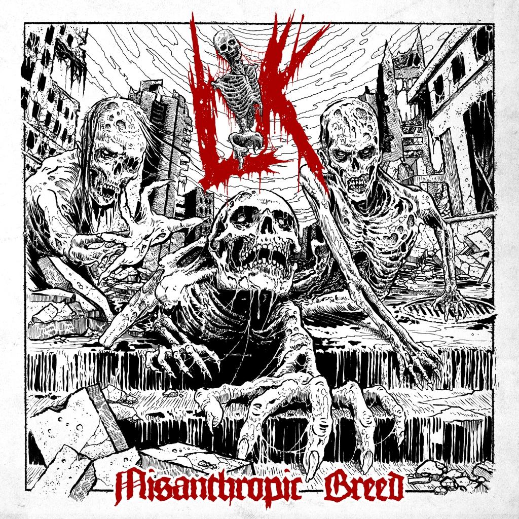 LIK - Misanthropic Breed
