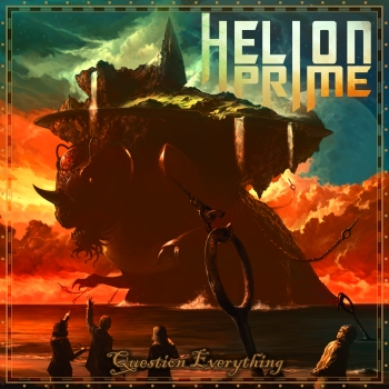 Helion Prime - Question Everything cover