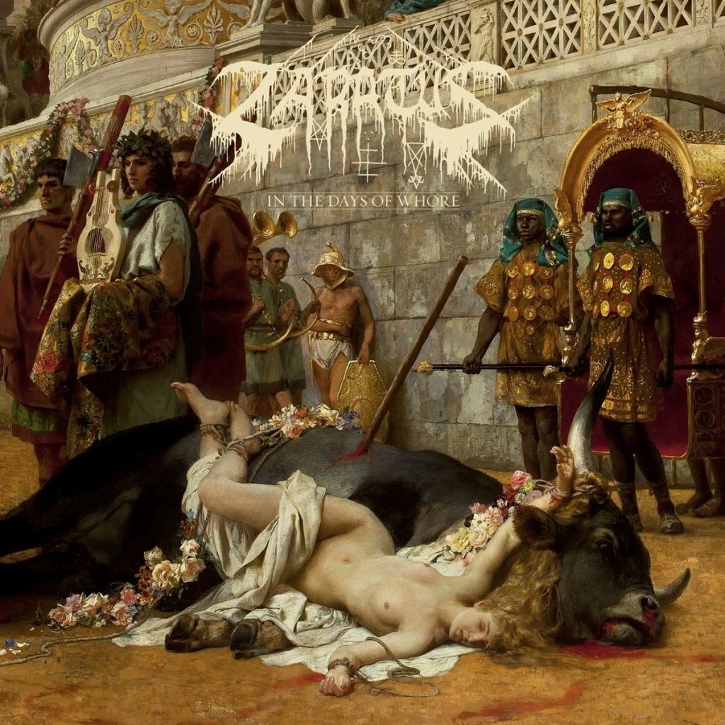 zaratus - in the days of whore