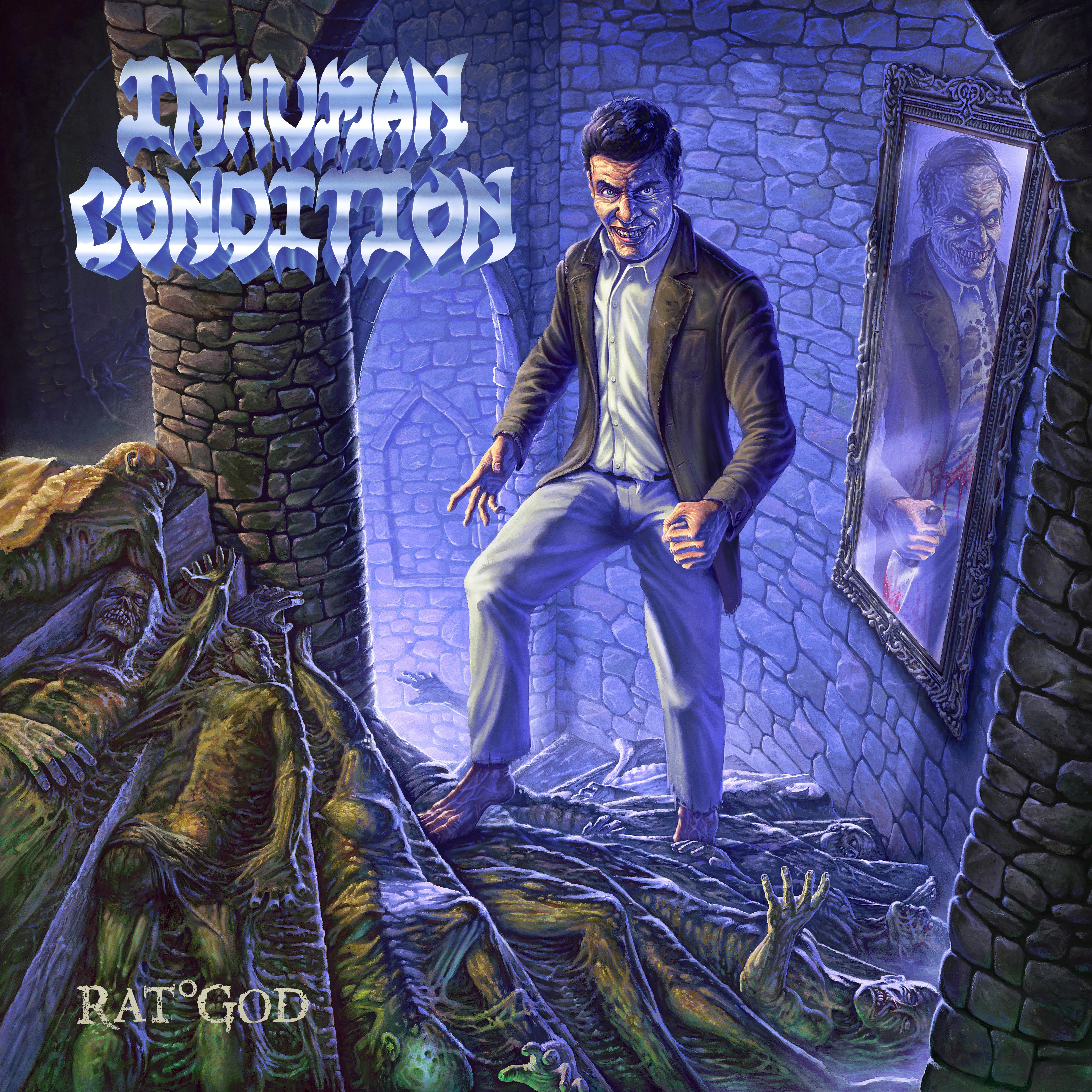 Inhuman Condition - Rat God